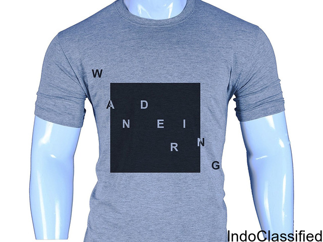 Half Sleeve Mens Tshirt