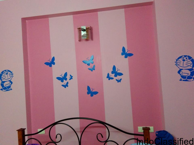 Abdul bros best painters for homes & offices in Noida, Delhi & NCR @ 9711977703