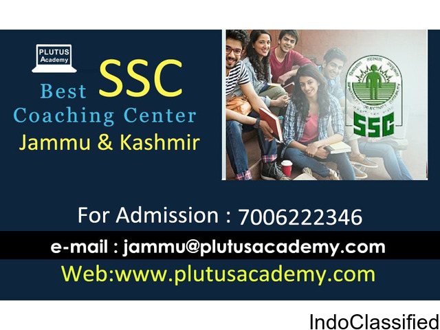 Top SSC Coaching in Jammu and Kashmir