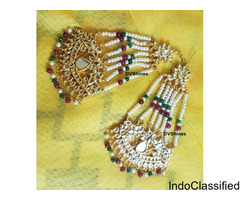 Artificial Kundan Jewellery at Lowest Price