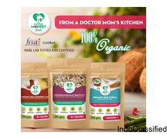 Organic & Hygienic Baby Foods