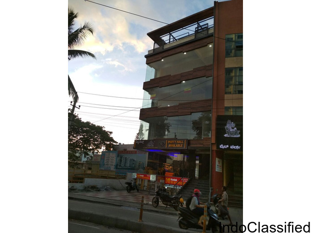 Ready To Occupy Semi Furnished Commercial Shop For Rent in Chikkalsandra Circle,Padmanabha Nagar