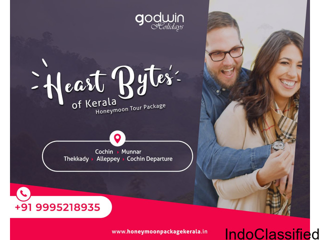 Godwin Holidays | Best Honeymoon Tour Operators In Kerala