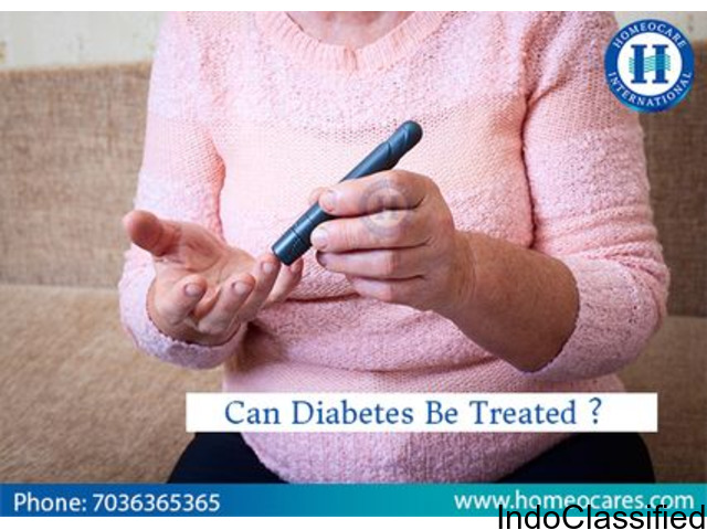 Homeopathy Treatment Controls Diabetes in Abids