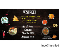 DaStreet Restaurant with Yummy & Tasty in Visakhapatnam