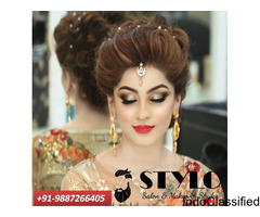 Professional Makeup Artist in Udaipur Stylo Salon