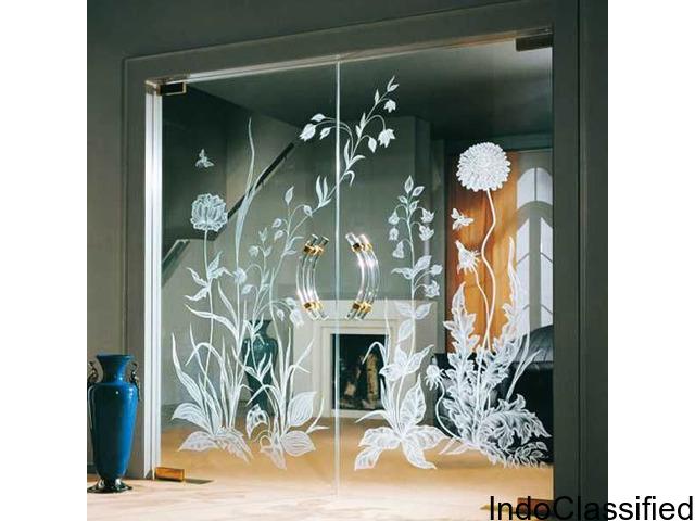 Glass Door Designers Chennai