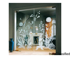 Glass Door Designers Chennai