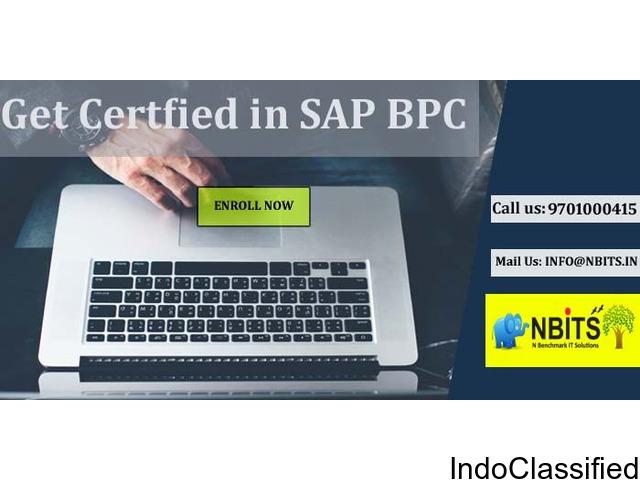Sap Bpc Training in Hyderabad