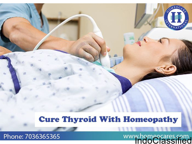 Homeopathy Treatment for Thyroid Disorders in Abids