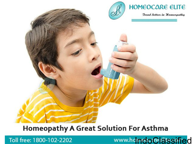 Safely Control Asthma With Homeopathy in Madurai