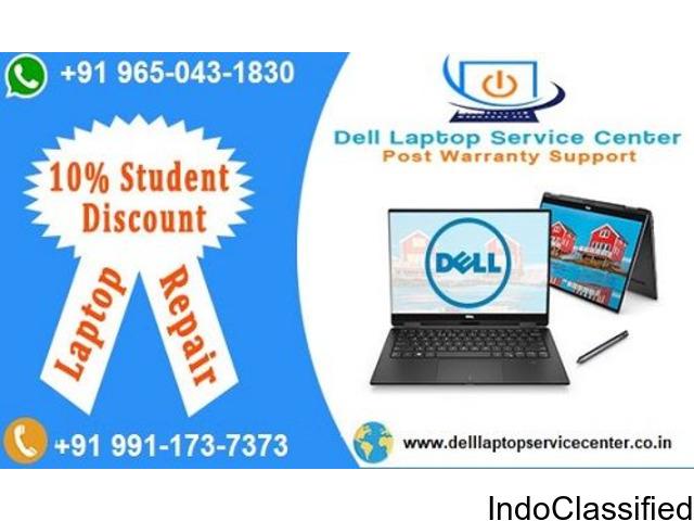 Doorstep Dell Laptop Repair Service In New Delhi