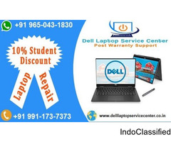 Doorstep Dell Laptop Repair Service In New Delhi