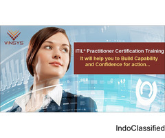 ITIL® Practitioner Certification Training Pune by Vinsys