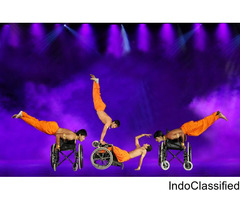 Dance On Wheelchair | AAMAD