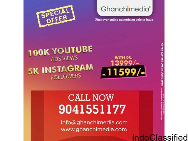 Buy youtube views in Mumbai