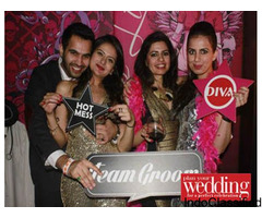 Photobooth for weddings | Noida  | Contact | 8288980007