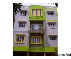 Rooms available with cooking facilities independent as well sharing PG on Uttarahalli Main Road