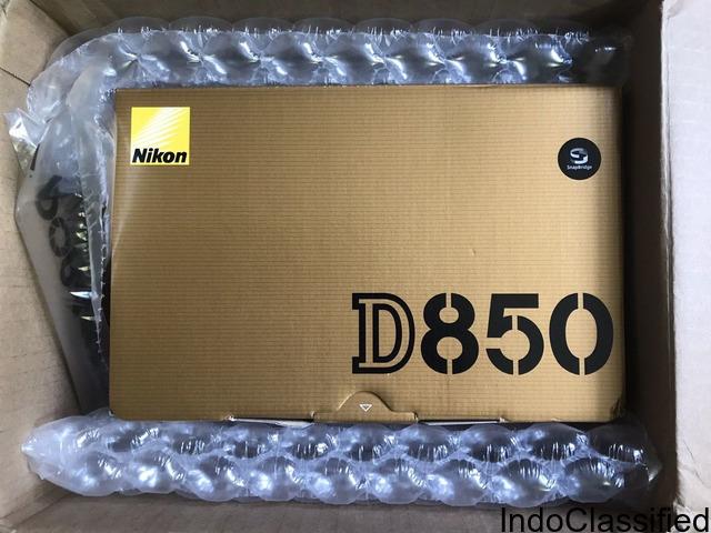 brand new  Nikon-D850-Body-Digital-SLR-Camera for sale