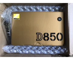 brand new  Nikon-D850-Body-Digital-SLR-Camera for sale