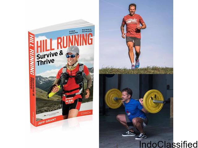 Hill Running: Survive Thrive Book Launch!   Hillseeker