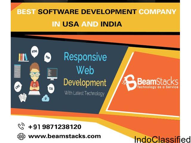Software Development Company India  And USA - Beamstacks.com