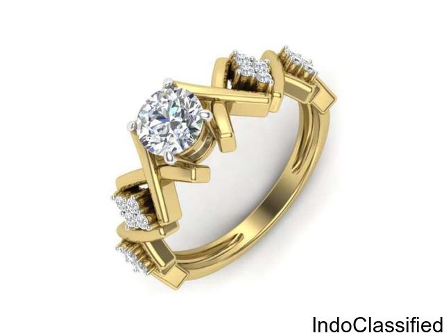Buy Diamond Jewellery - Online Diamond Jewelry From kasturi Diamond