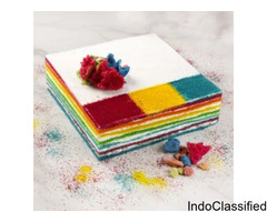 Buy Rainbow Cake Online in Bangalore - Smoor Chocolates