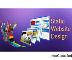 Static Website Development Company In India