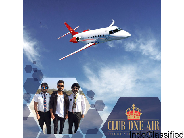 Luxury Private Charter Bookings - Club One Air