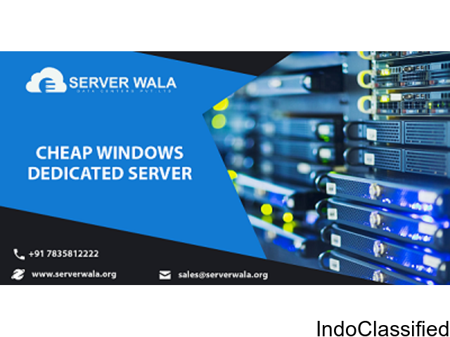 Hot Summer Sale on Windows Dedicated Server Hosting