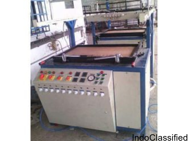 Purchase Thermocol Plate Making Machine | Iccha Enterprises