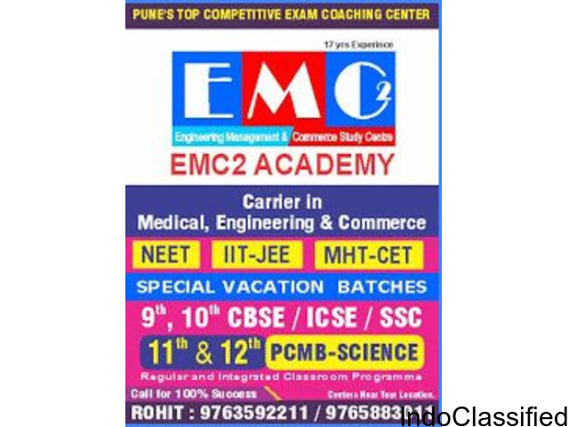 NEET Coaching Institute In Pune