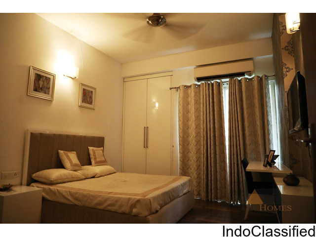Buy Ultra-Modern 3 BHK Flat In Ace City, Price: 50.41 Lacs Call : 9268-300-600