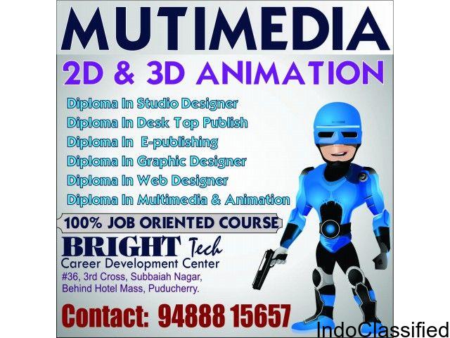 In Design Illustrator Training At Pondicherry
