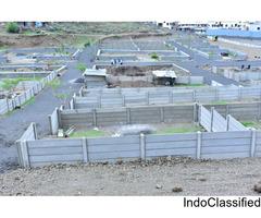 Affordable plot for sale near sinhgadh road, higne khurd
