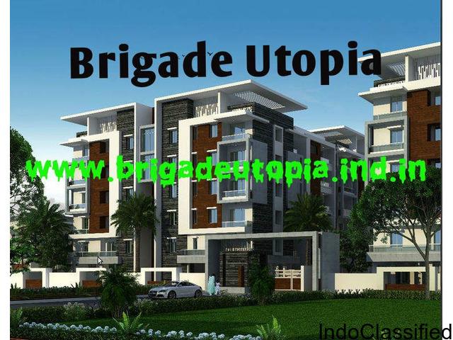 Brigade Utopia Bangalore Apartments for Sale