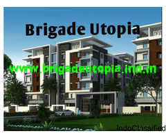 Brigade Utopia Bangalore Apartments for Sale