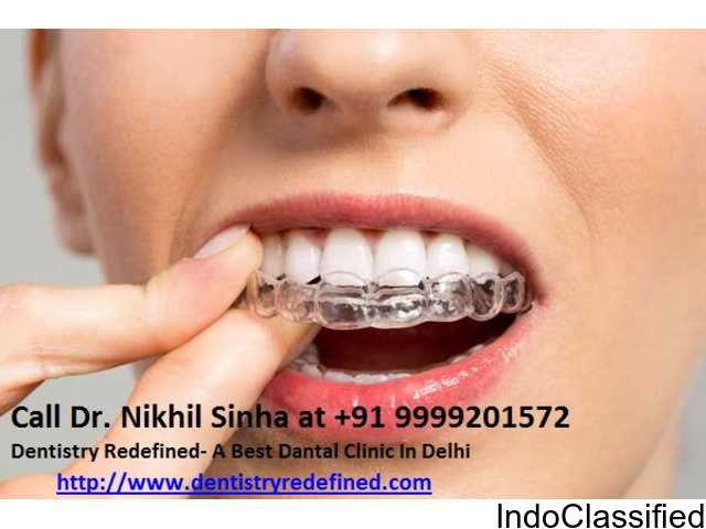 Get rid of your Dental Problems at Best Dental Clinic Delhi