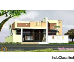 """Construction at low price 1500/- per sq.ft and providing a loan with 8.35% interest"""