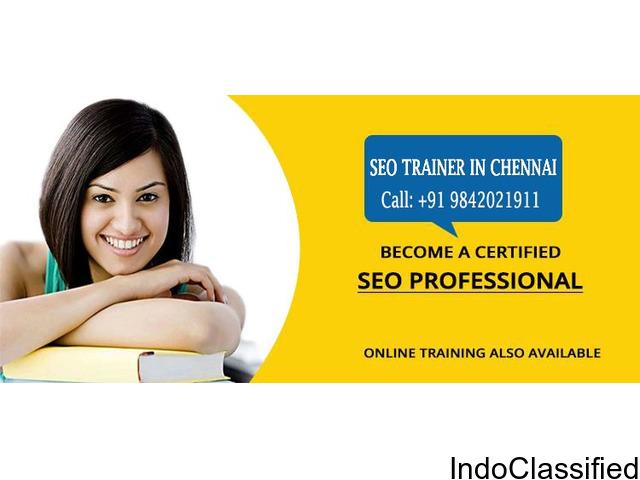 Best SEO Training in Chennai - www.seotrainerchennai.in