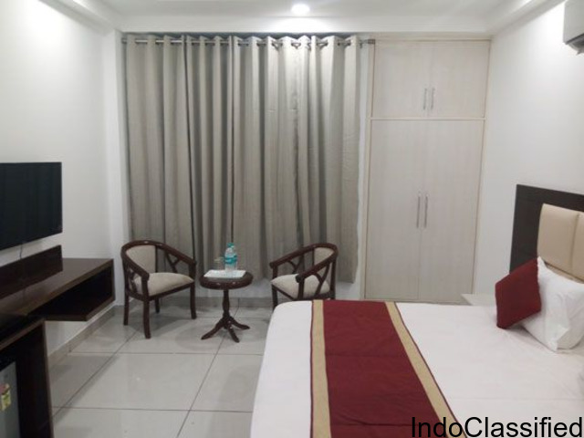 Budget Hotel in Noida | The Golden Gate Residency