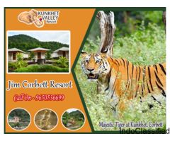 Best Riverside Resort in Corbett