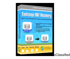 Recover Exchange BKF File