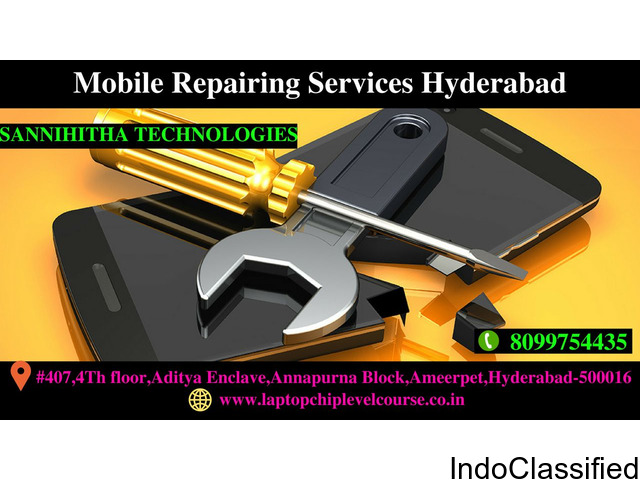 Mobile Repairing Services Hyderabad