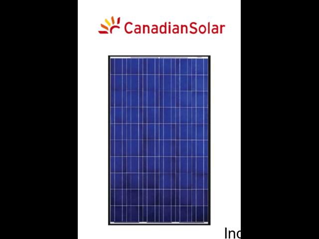 Canadian Solar Panel Distributors - Gurgaon India