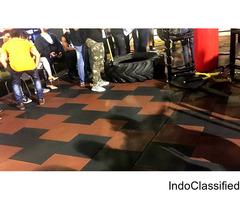 Gym Flooring Rubber