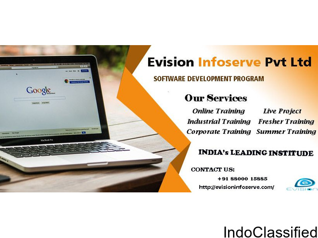 Software Development Courses   Evision Infoserve