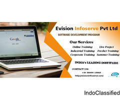 Software Development Courses | Evision Infoserve