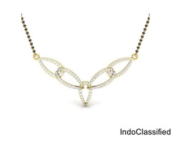 Mangalsutra necklace - Simple mangalsutra